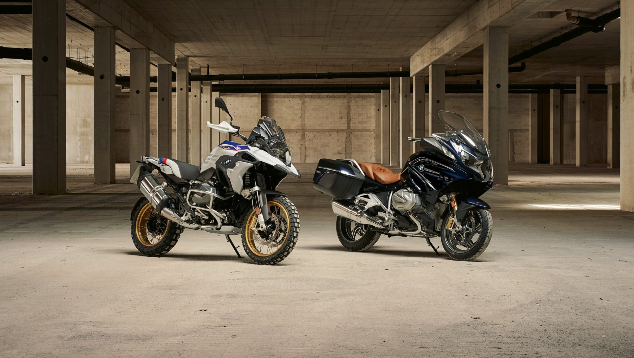 BMW makes the R1250 GS and RT official