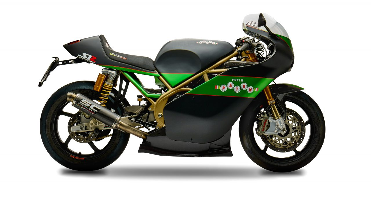 Paton S1-R 60th Anniversary: a bike with racing in mind!