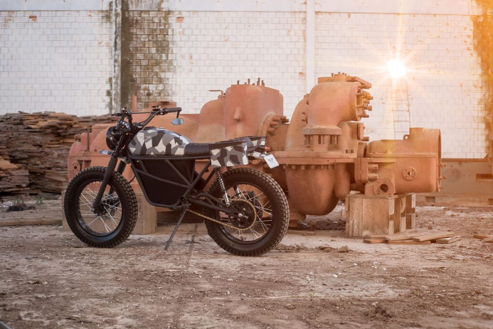 New electric bike firm Fly Free unveils classic-looking SMART Desert