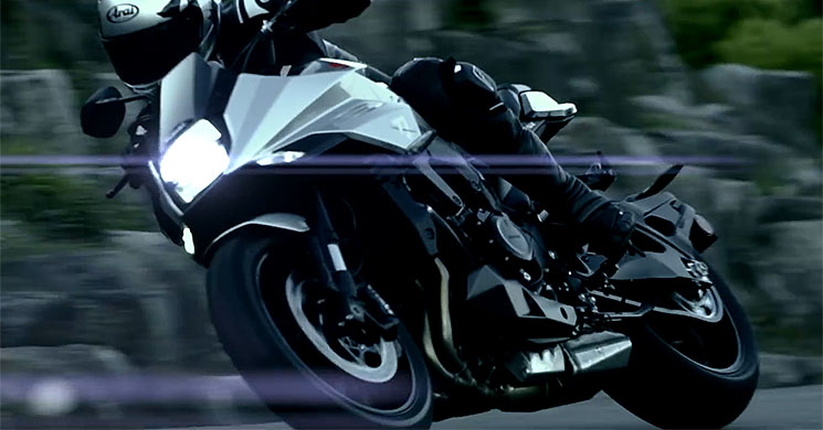 Suzuki lets the Katana show its face in last teaser