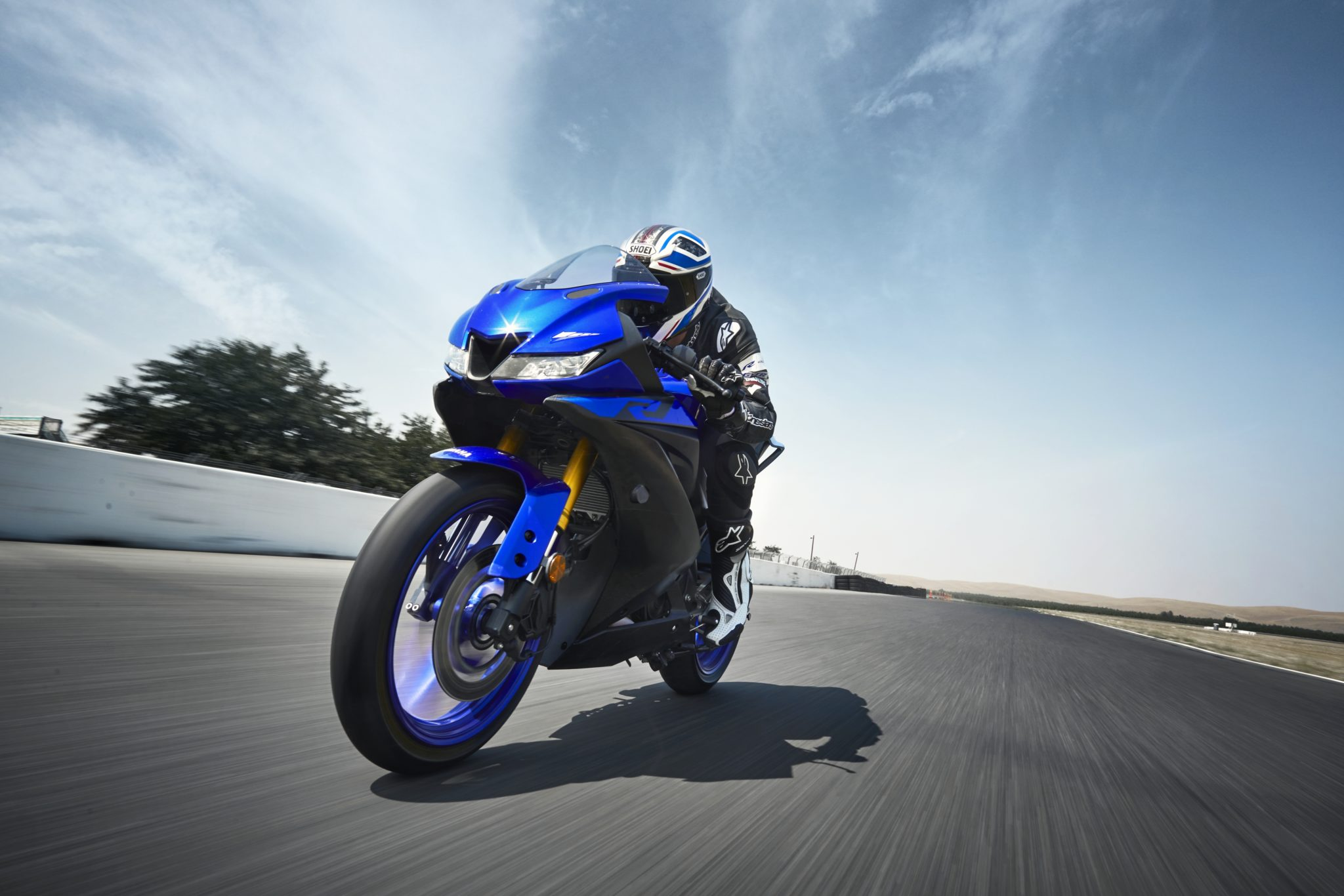 Yamaha totally revamps the YZF-R125