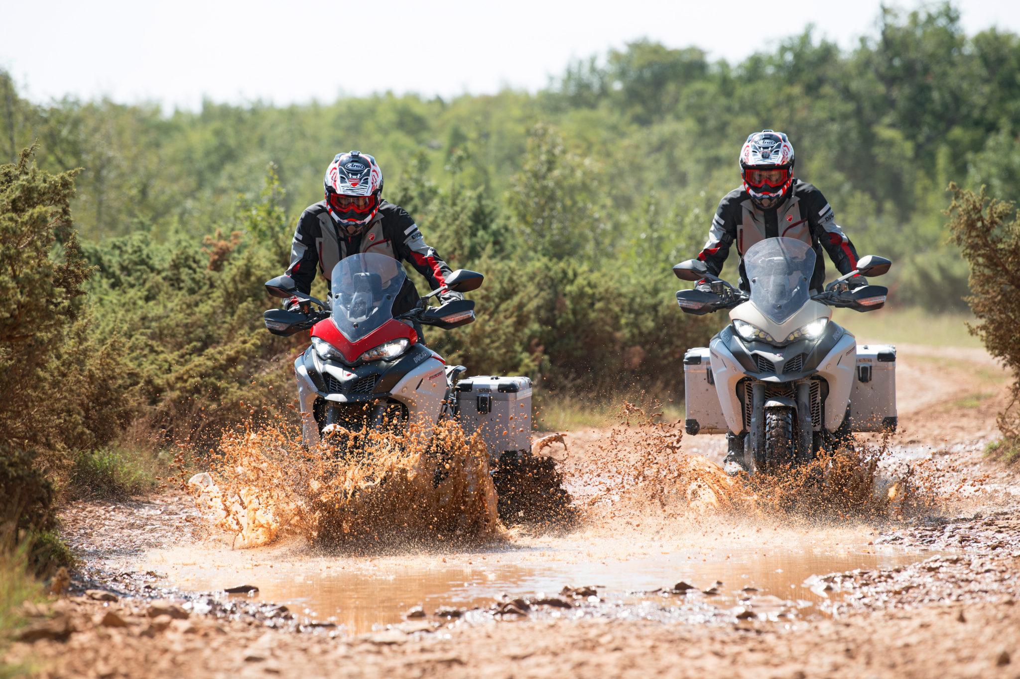 Ducati Multistrada 1260 Enduro: Adventure without limits