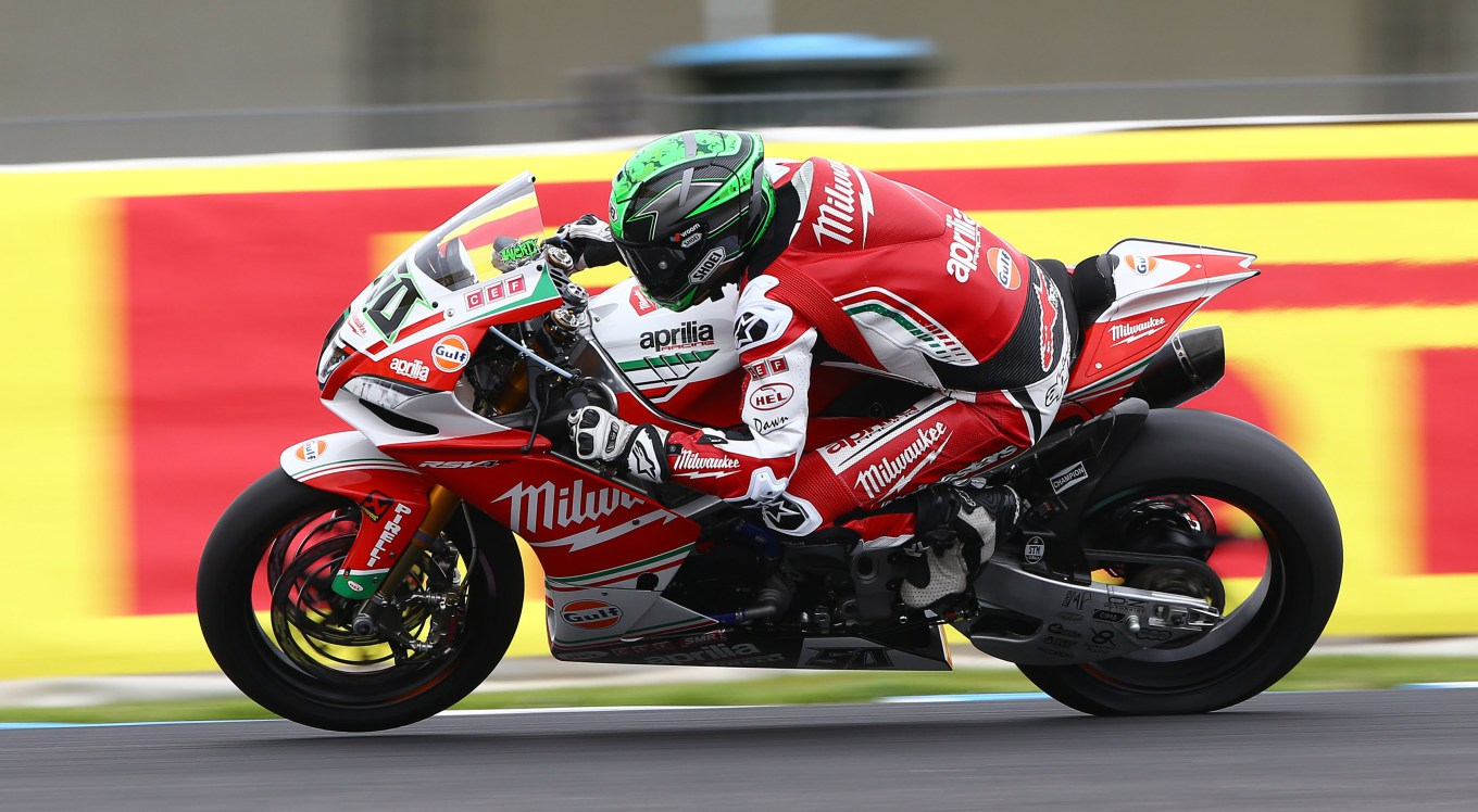 SBK – Aprilia leaves as SMR team turns to BMW