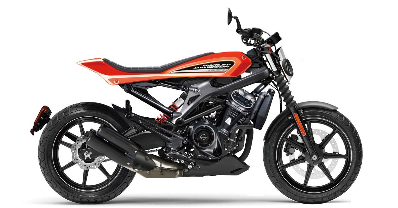 Harley Davidson XR250 to enter the small bike segment