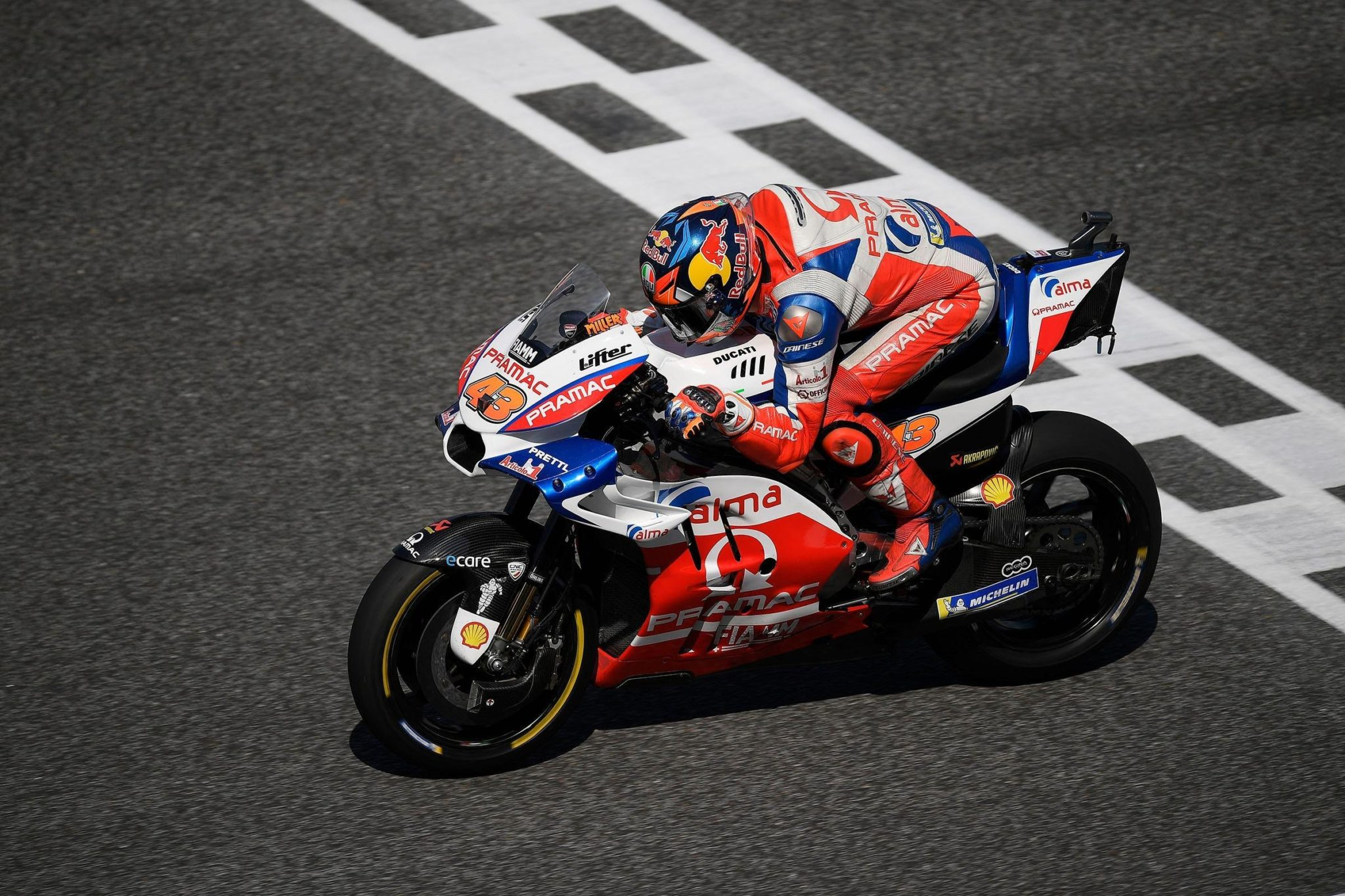 Ducati selling 6 MotoGP bikes to special customers