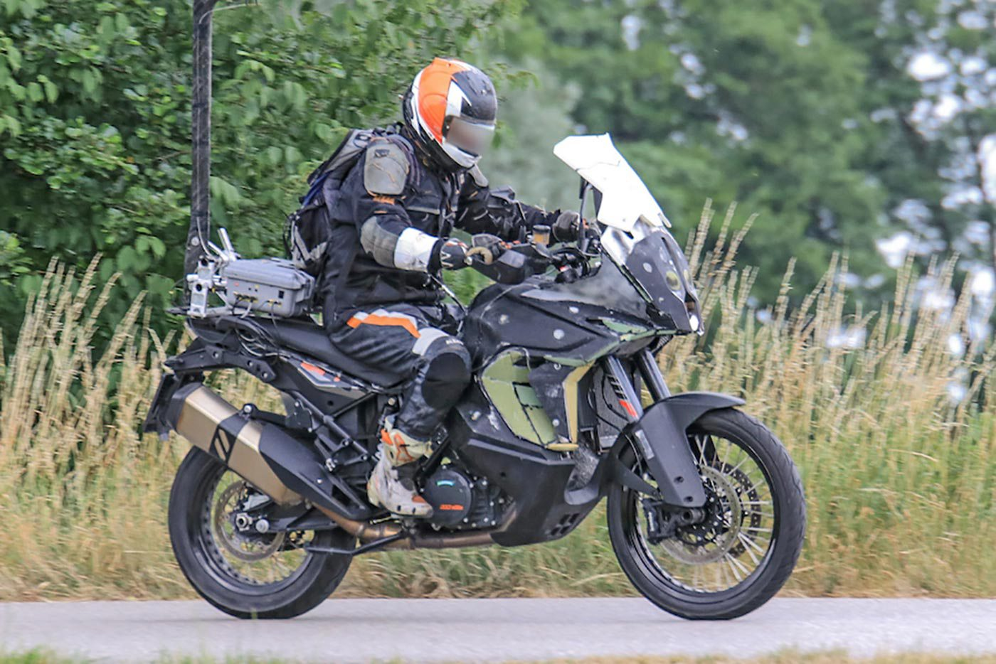 KTM updating the 1090 Adventure for 2019