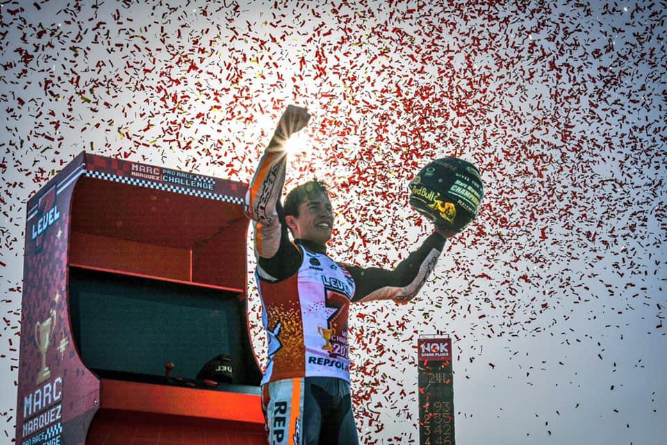 MotoGP – Marquez crowned champion after Motegi win