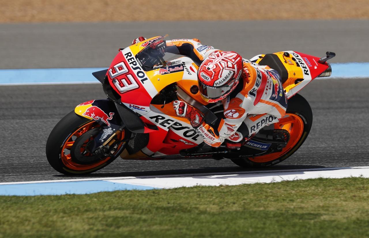 MotoGP Thailand – Marquez wins as Hafizh Syahrin is top rookie