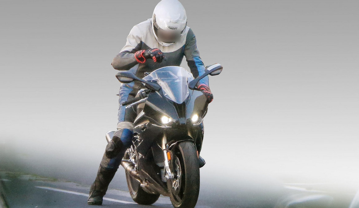 This is the first sound clip of the new BMW S1000RR