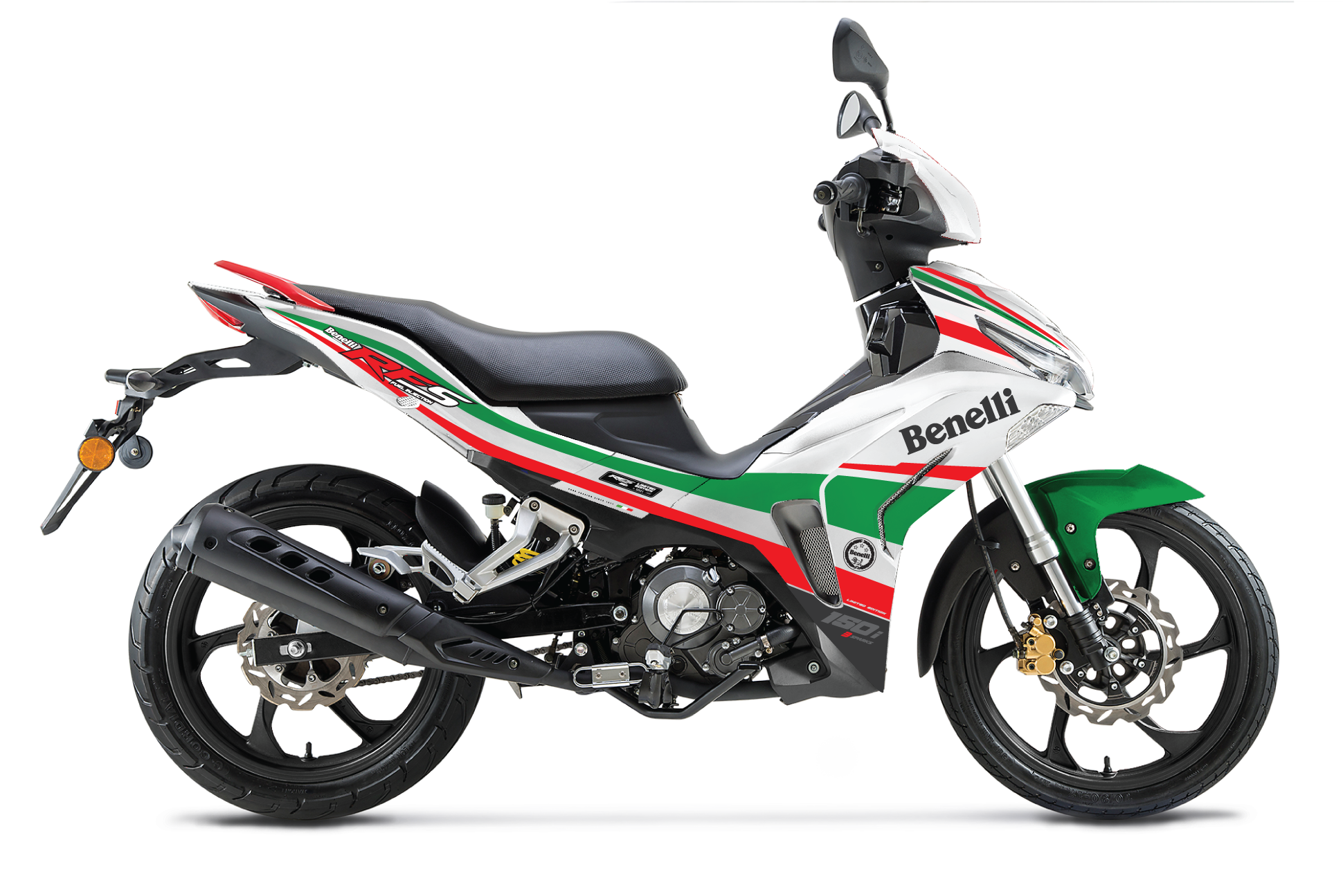 Benelli RFS 150i Limited Edition arrives to shake up the supercub segment