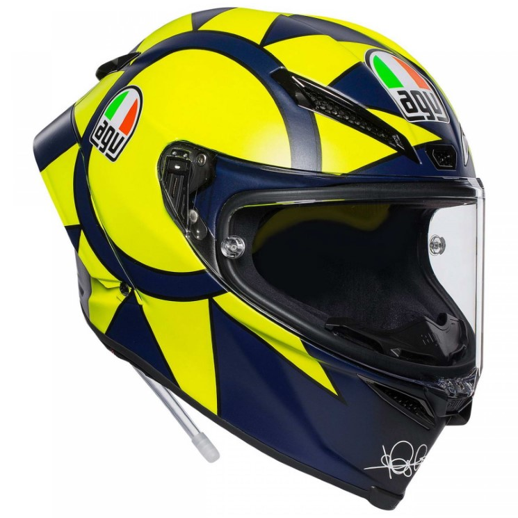 AGV releases the new Pista GP R SoleLuna 2018
