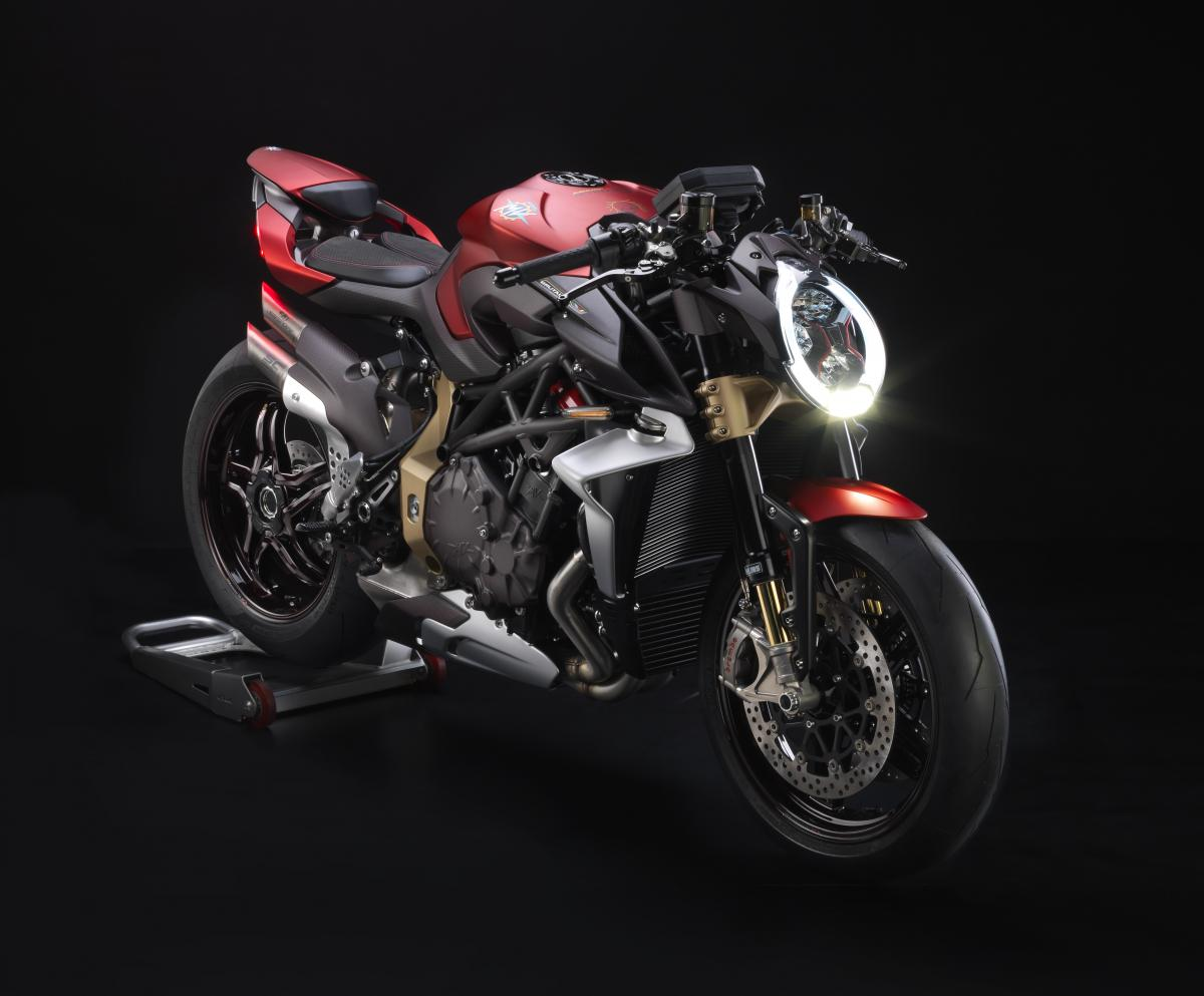 What has MV Agusta prepared for 2019?
