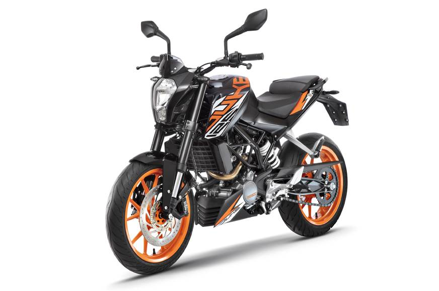 KTM launches all-new affordable 125 Duke equipped with ABS