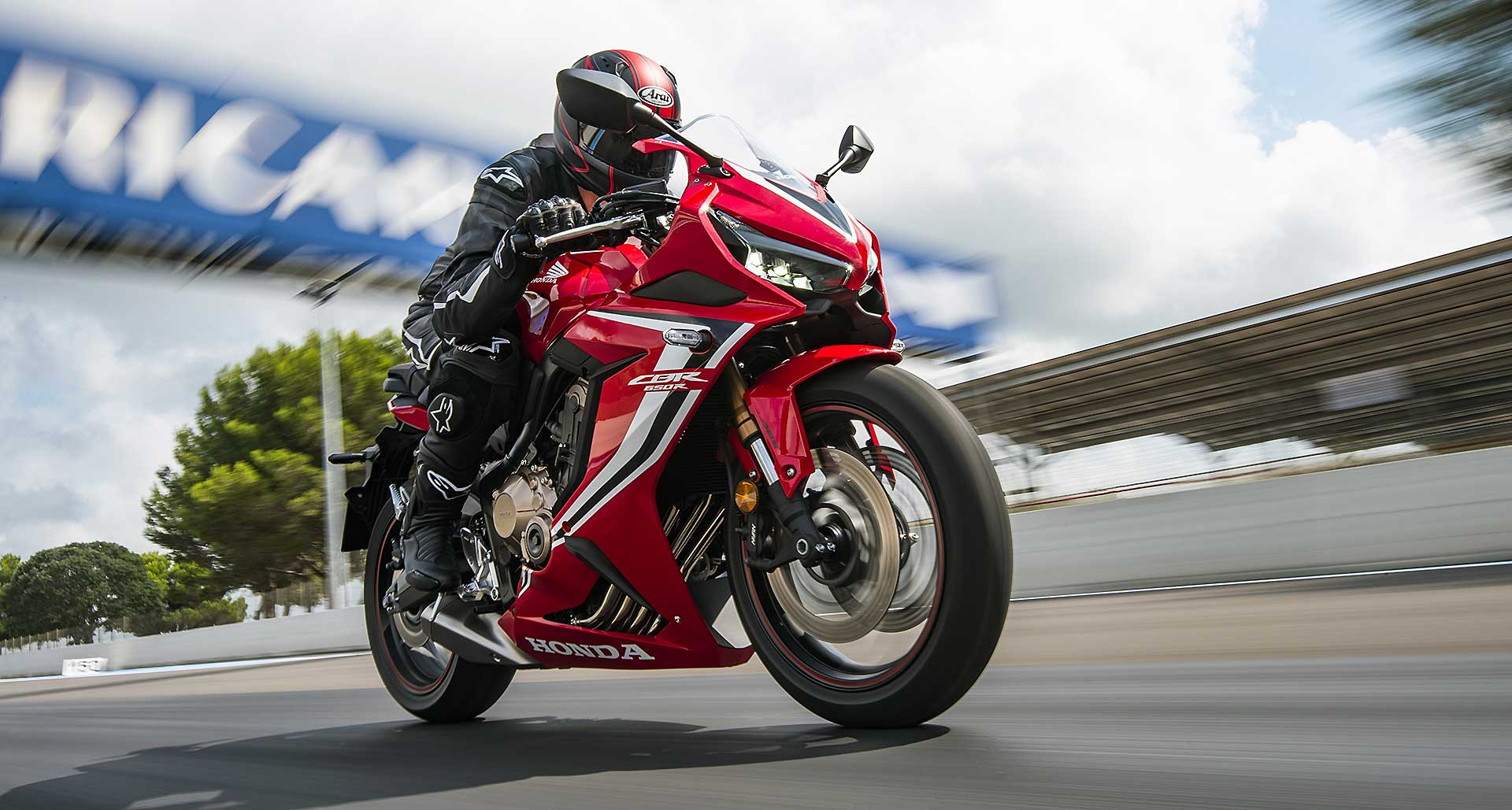 Honda broke the cover of five new bikes for 2019
