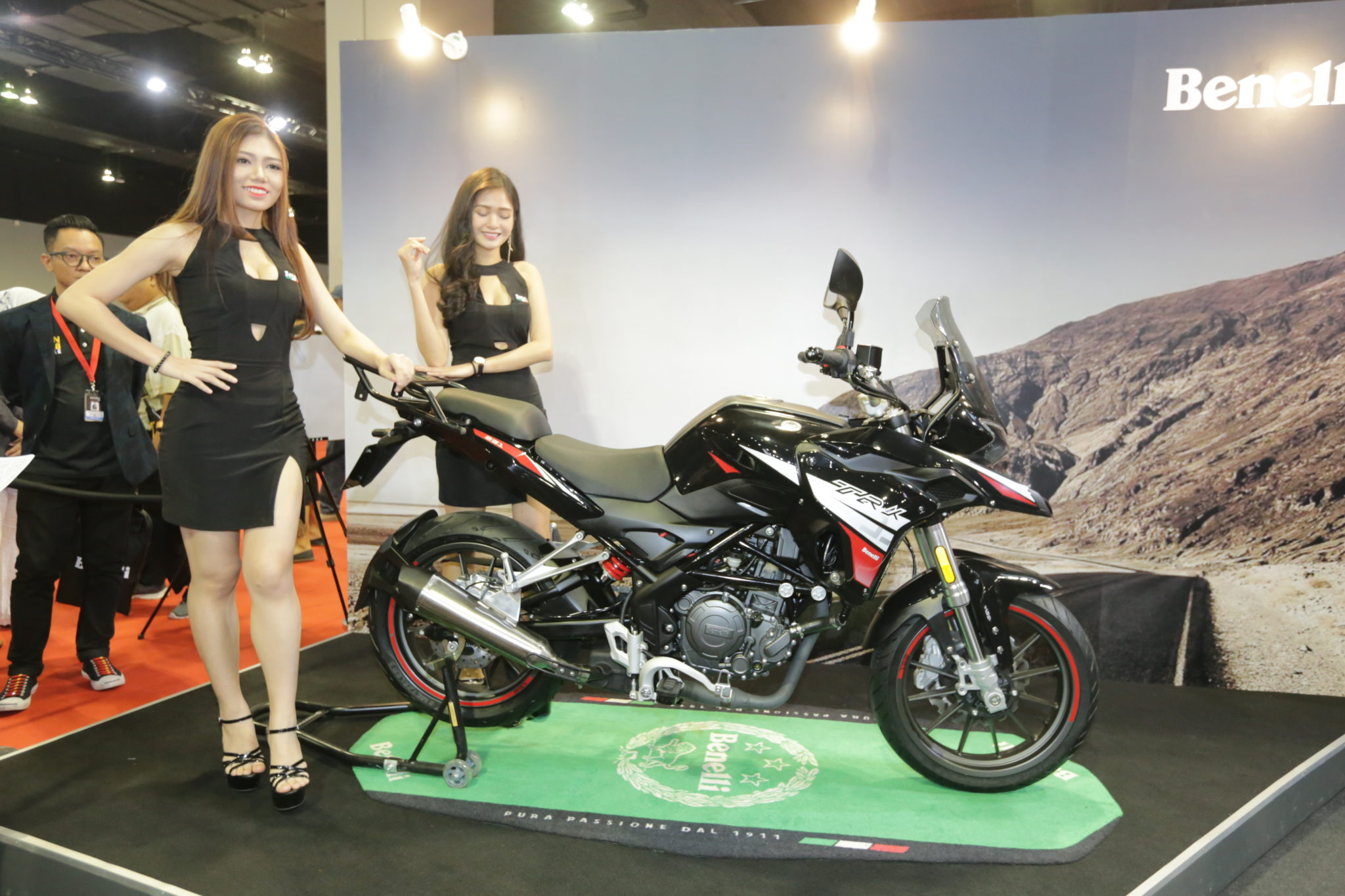 Three new bikes added to Benelli Malaysia lineup