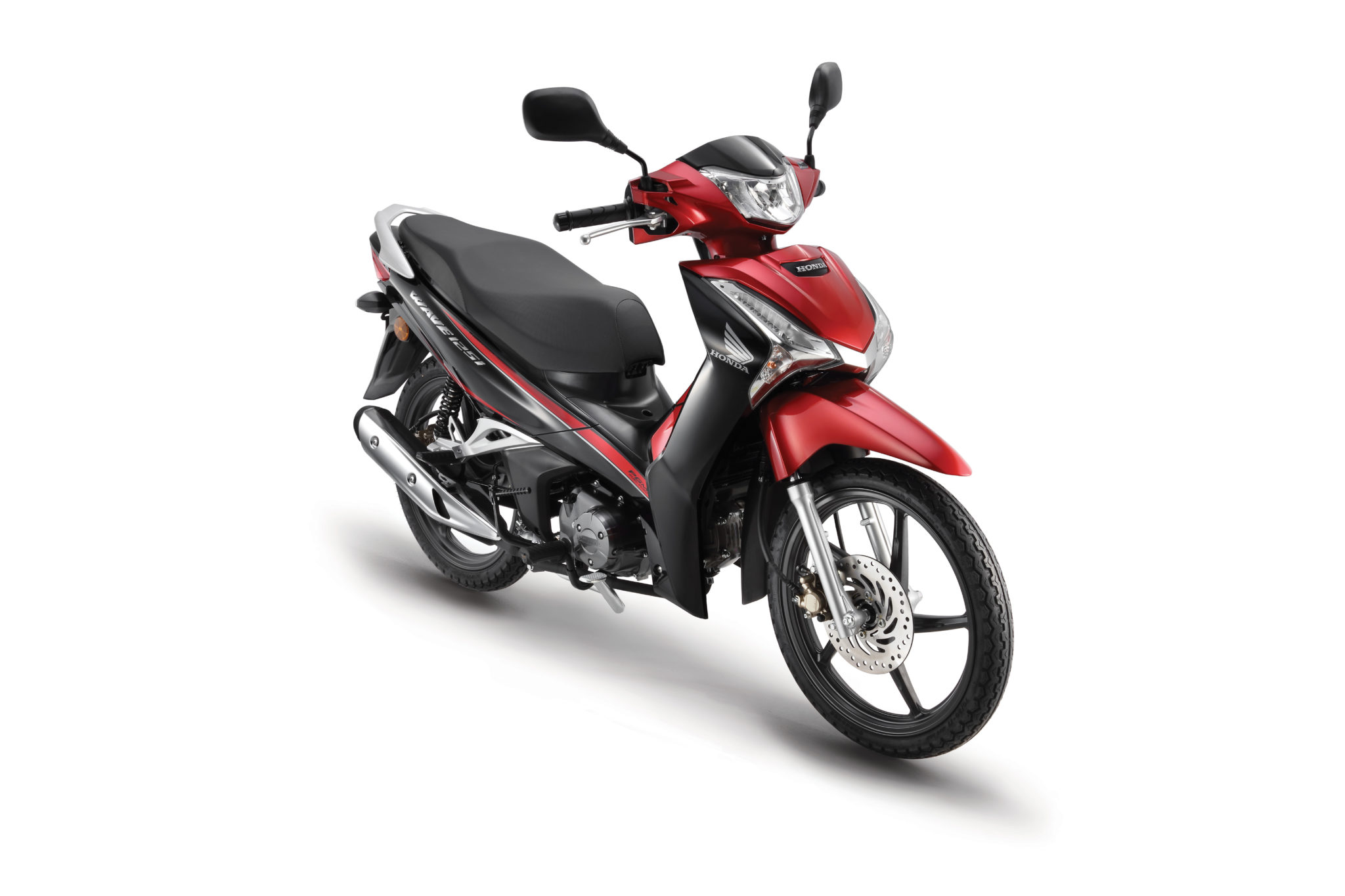 New Wave 125i introduced by Boon Siew Honda