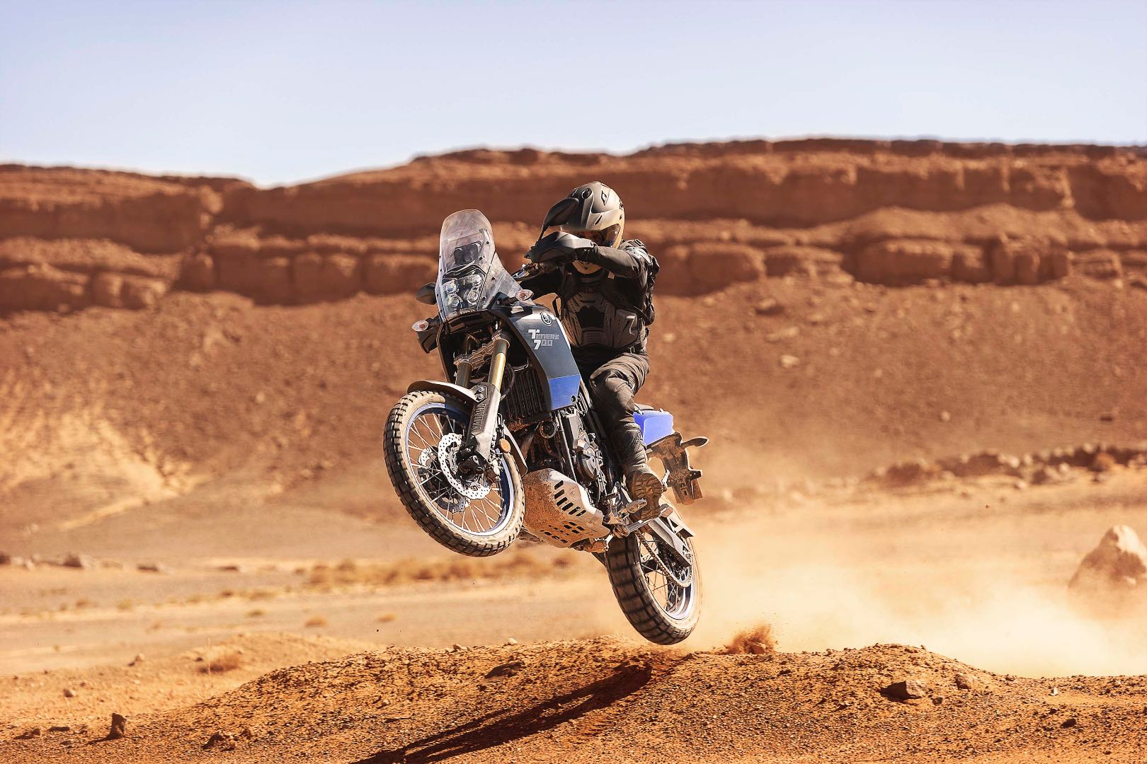 Tenere 700 spearheads Yamaha new models for 2019 at EICMA