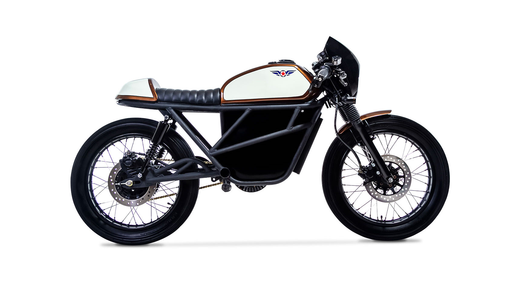 Fly Free Smart Motorcycles makes the best of both worlds with Smart Classic and Smart Desert