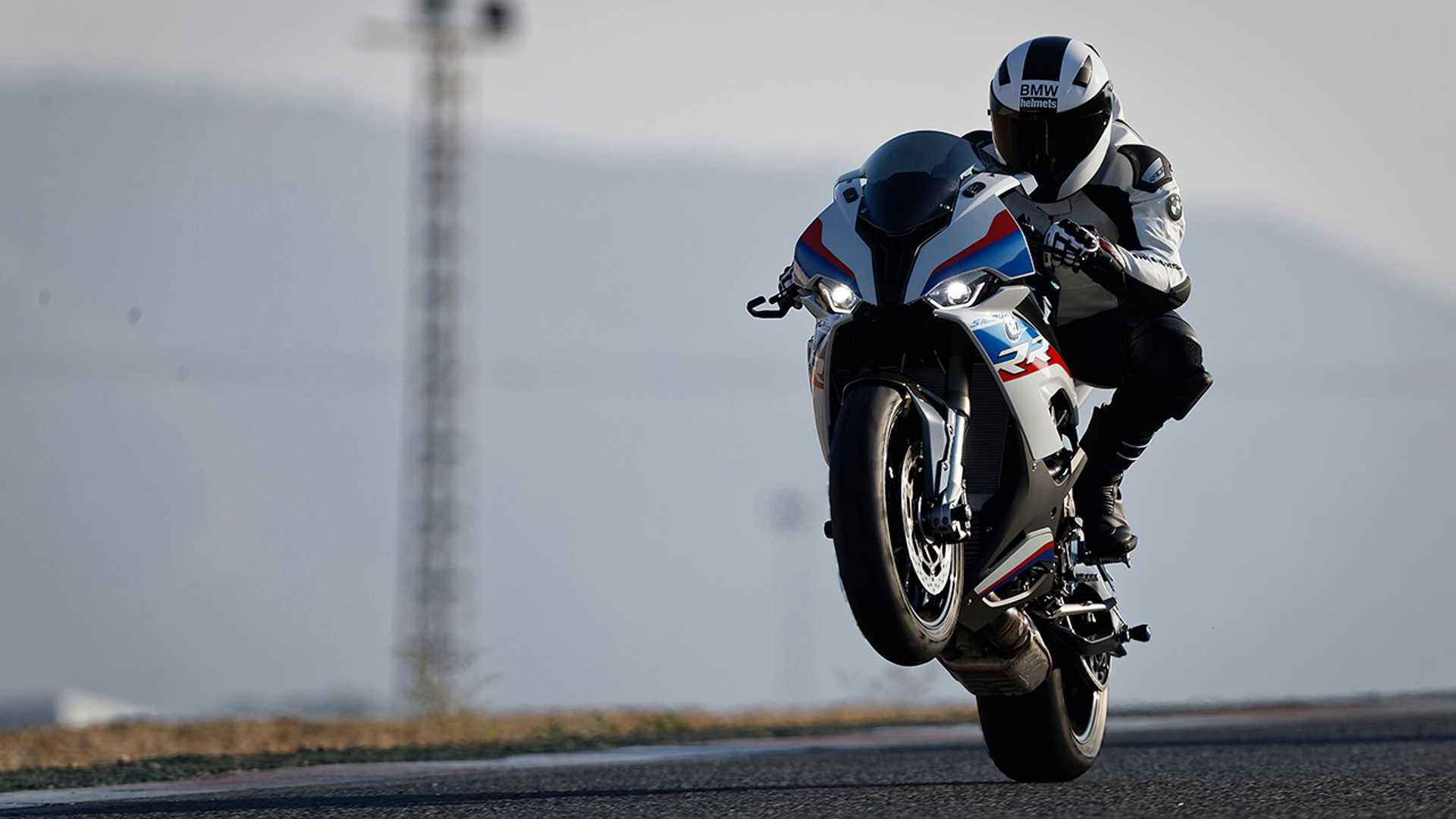 BMW S1000RR to get special M parts