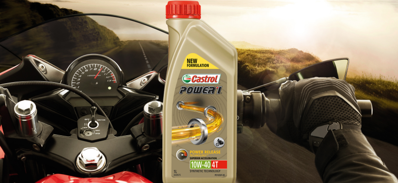 Castrol launches new formula for the Power1 engine oil