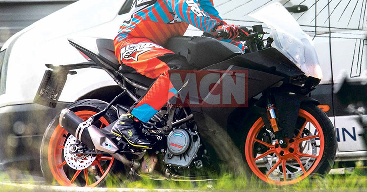 New KTM RC390 spotted ahead of 2020 arrival