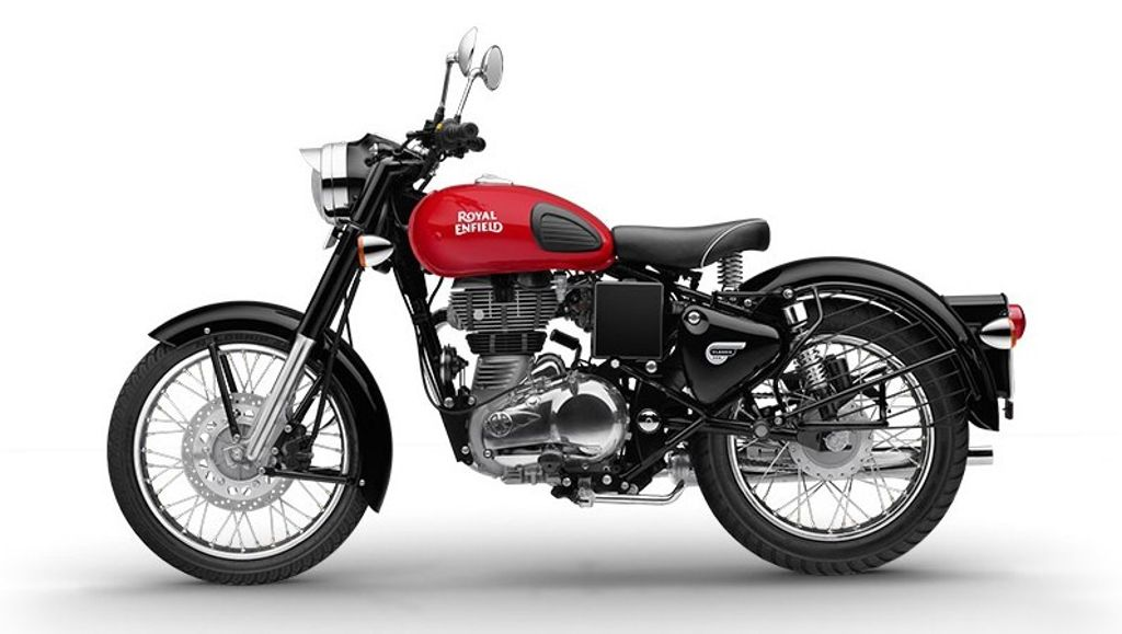 Royal Enfield launches upgraded Classic 350 Redditch Edition with ABS