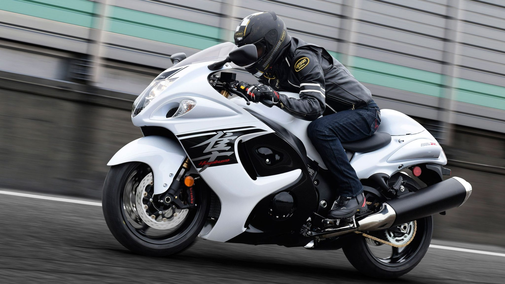 Suzuki confirms the end of the road for the mighty Hayabusa
