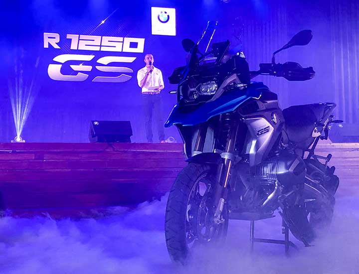 BMW Philippines rolls out new surprise R 1250 GS alongside other models