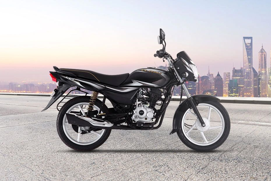 Bajaj launches all-new 2019 Platina 110 CBS