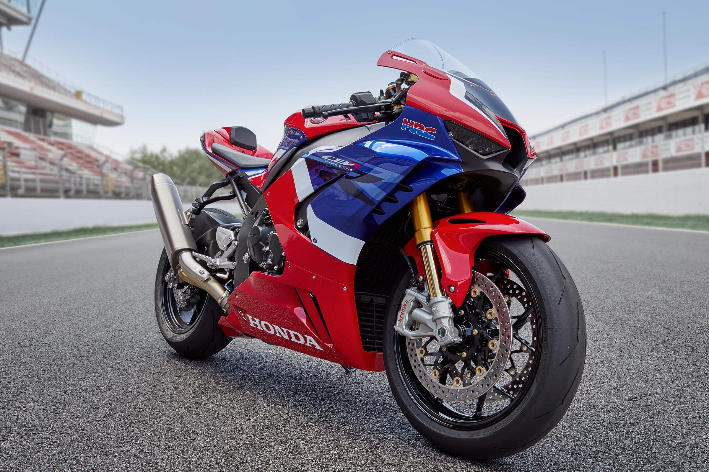 New Honda CBR1000RR Fireblade coming with VTEC?