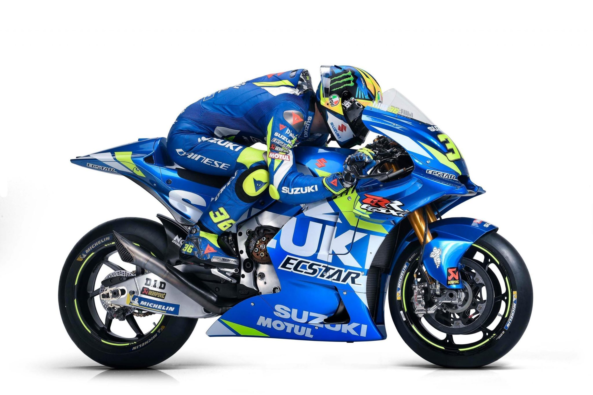 MotoGP – Suzuki won't have a new GSX-RR in 2019