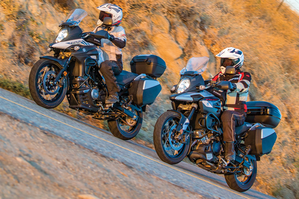Suzuki Motorcycle unveils 2019 edition of V-Strom 650XT ABS