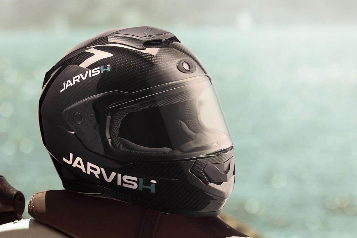 Jarvish to come up with new motorcycle helmets with futuristic features