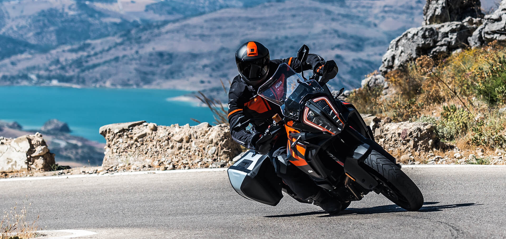 Spotted: 2020 KTM 1290 Super Adventure on the go!
