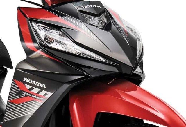 Honda introduces new liveries to the Wave Alpha and BeAT
