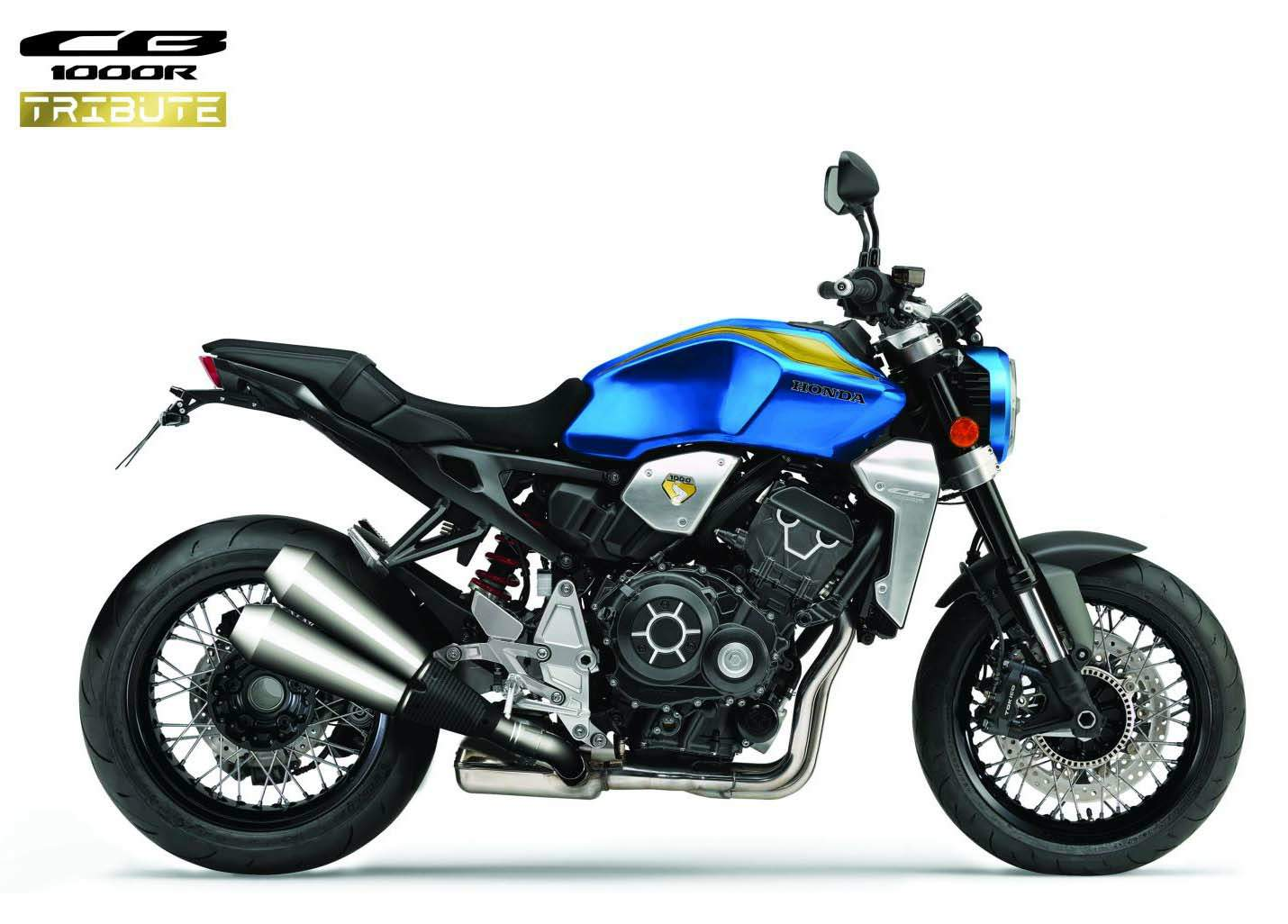 There's a special Honda CB1000 R coming soon!