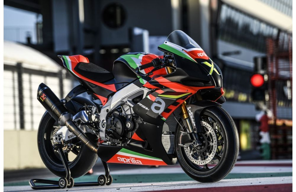 Aprilia RSV4 X: Italian perfection