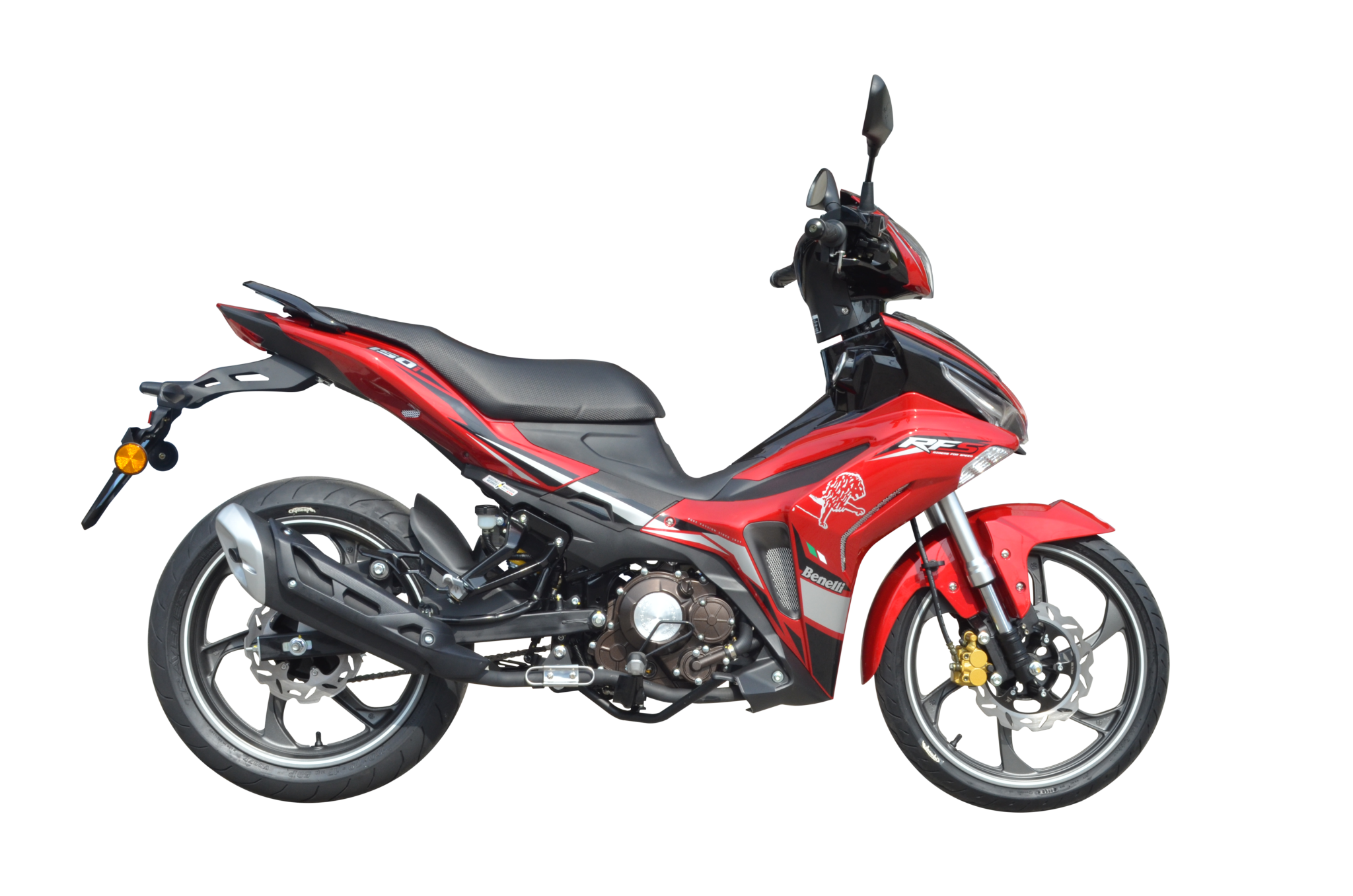 Take a look at the all-new Benelli RFS150i Special Edition (SE)