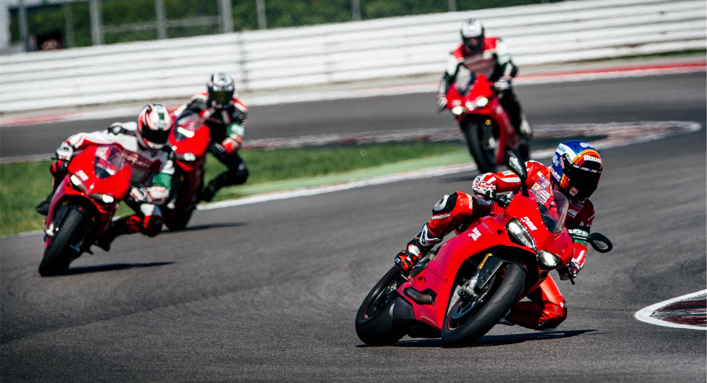 The Ducati Riding Academy gets a serious update for 2019