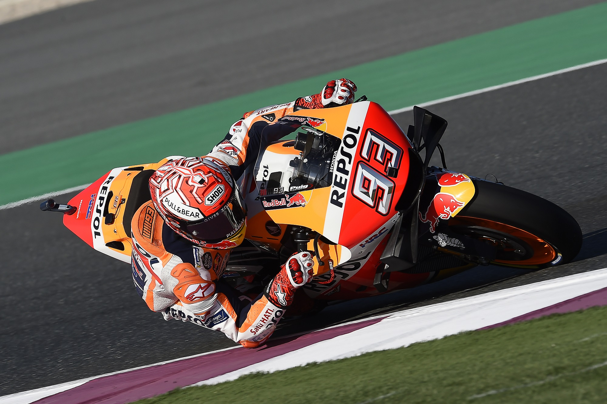 "MotoGP – Honda ready to follow Ducati footsteps and use the tire ""spoiler"""