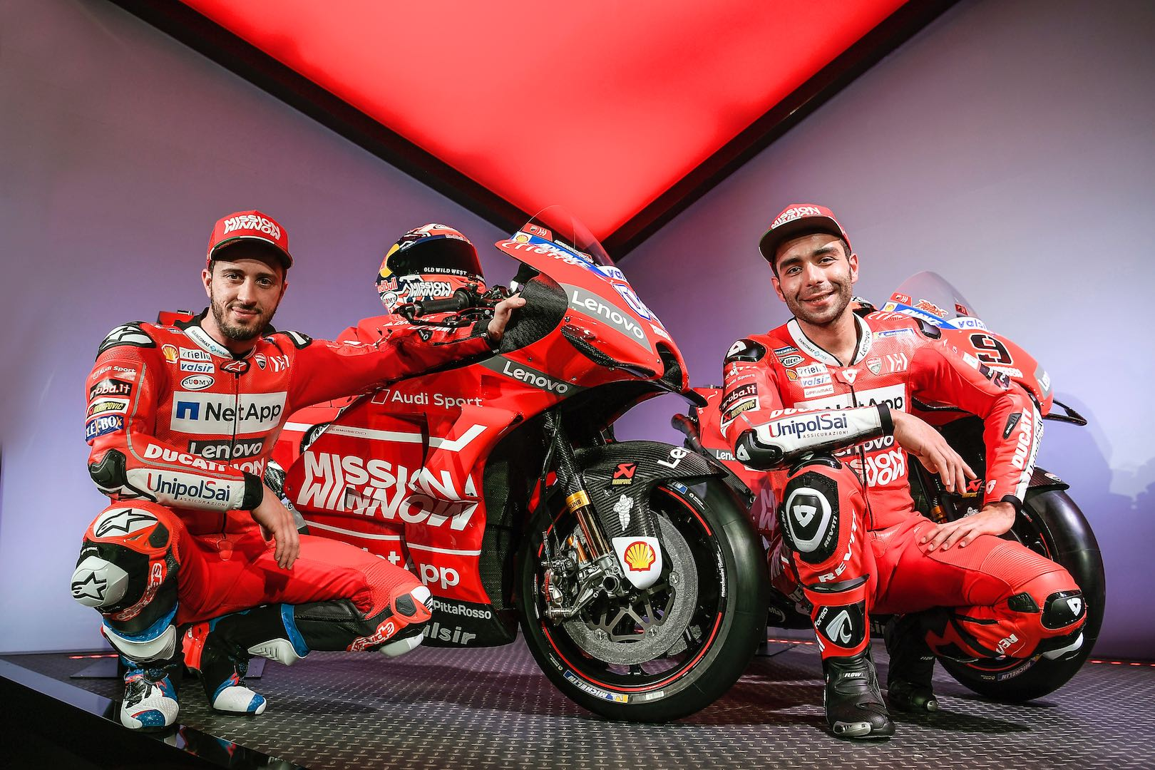 MotoGP – Sponsorship problems for the Mission Winnow Ducati team