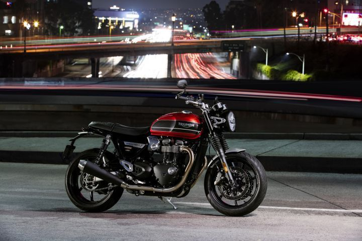 The all-new Triumph Speed Twin launched in India