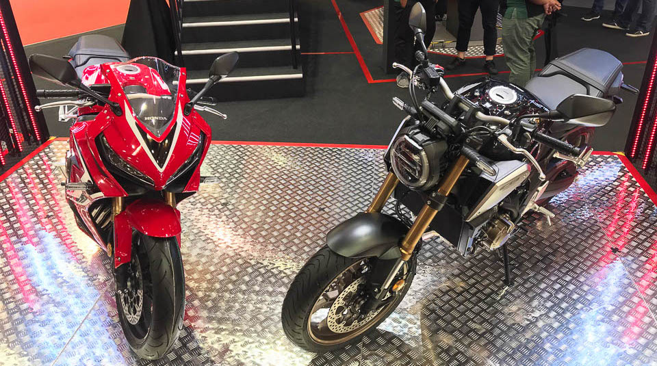 Boon Siew Honda debuts all-new CBR650R and CB650R