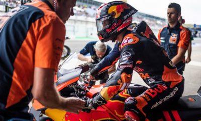 Spanish GP Red Bull KTM Johann Zarco