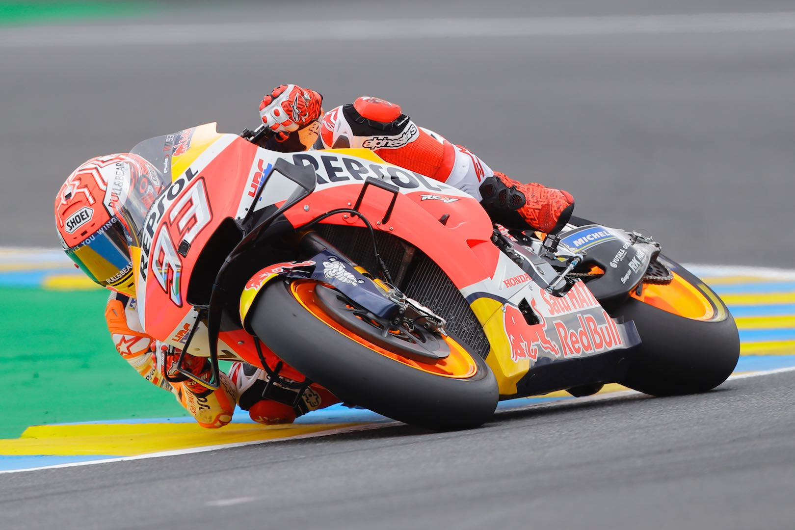 MotoGP – Marquez gives Honda their 300th victory