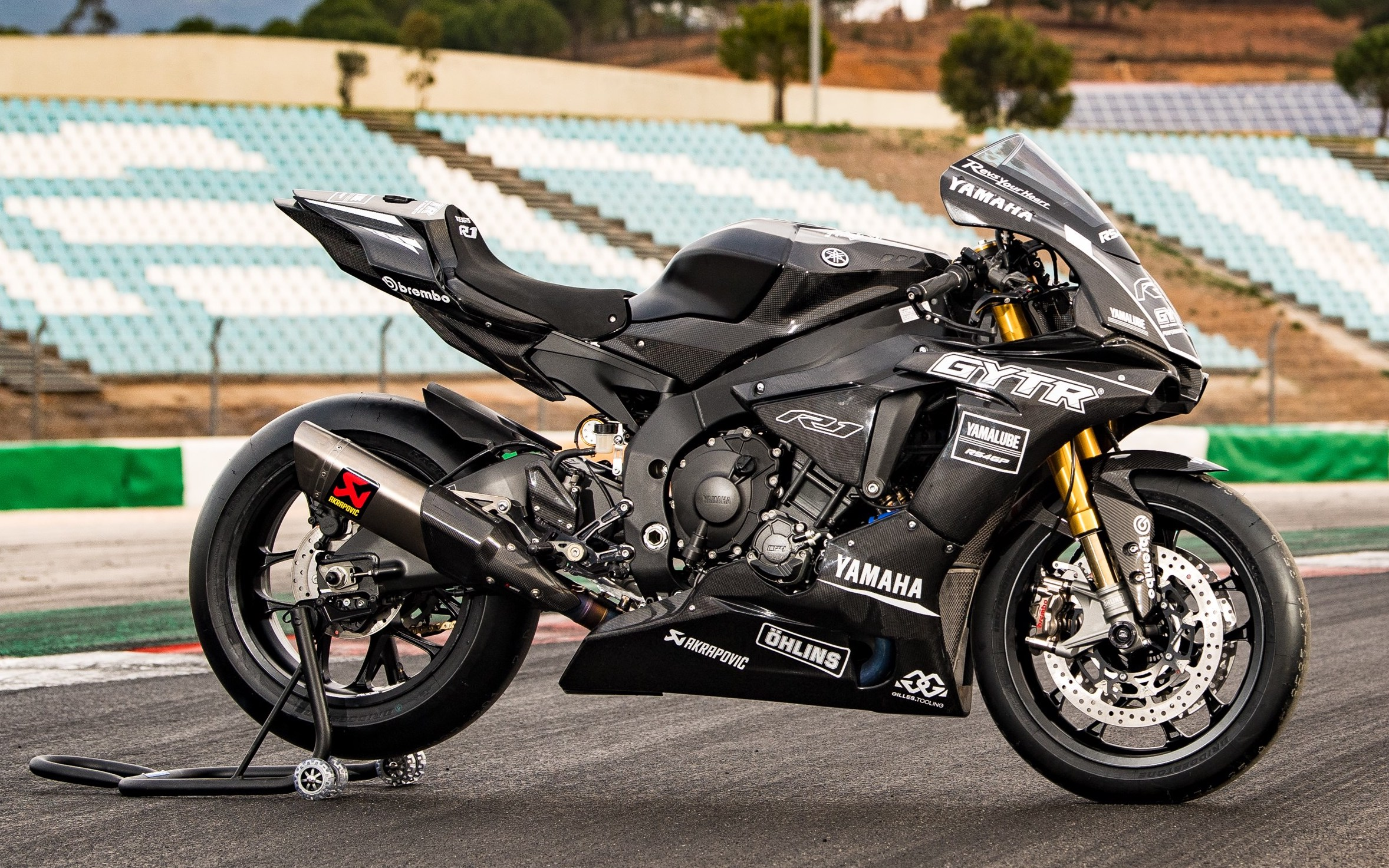 Don't expect a homologation special Yamaha YZF-R1