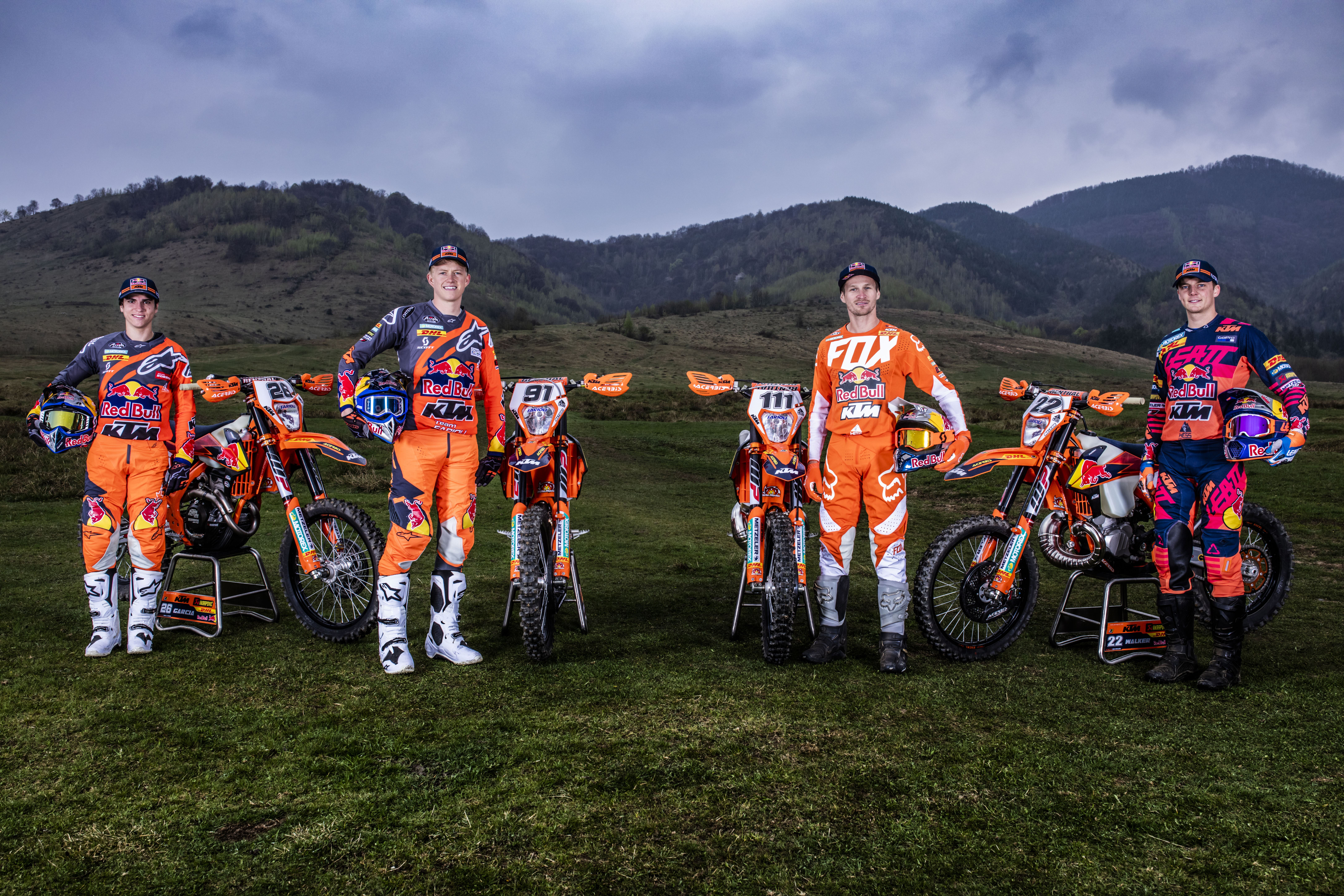 Red Bull KTM sets sights on triumphant run in 2019 WESS