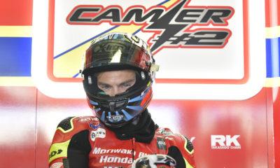 Leon Camier recover injury shoulder
