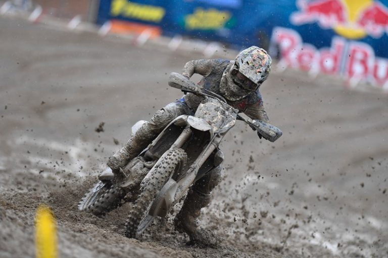 Monster Energy Yamaha finish top 10 in Hangtown Classic