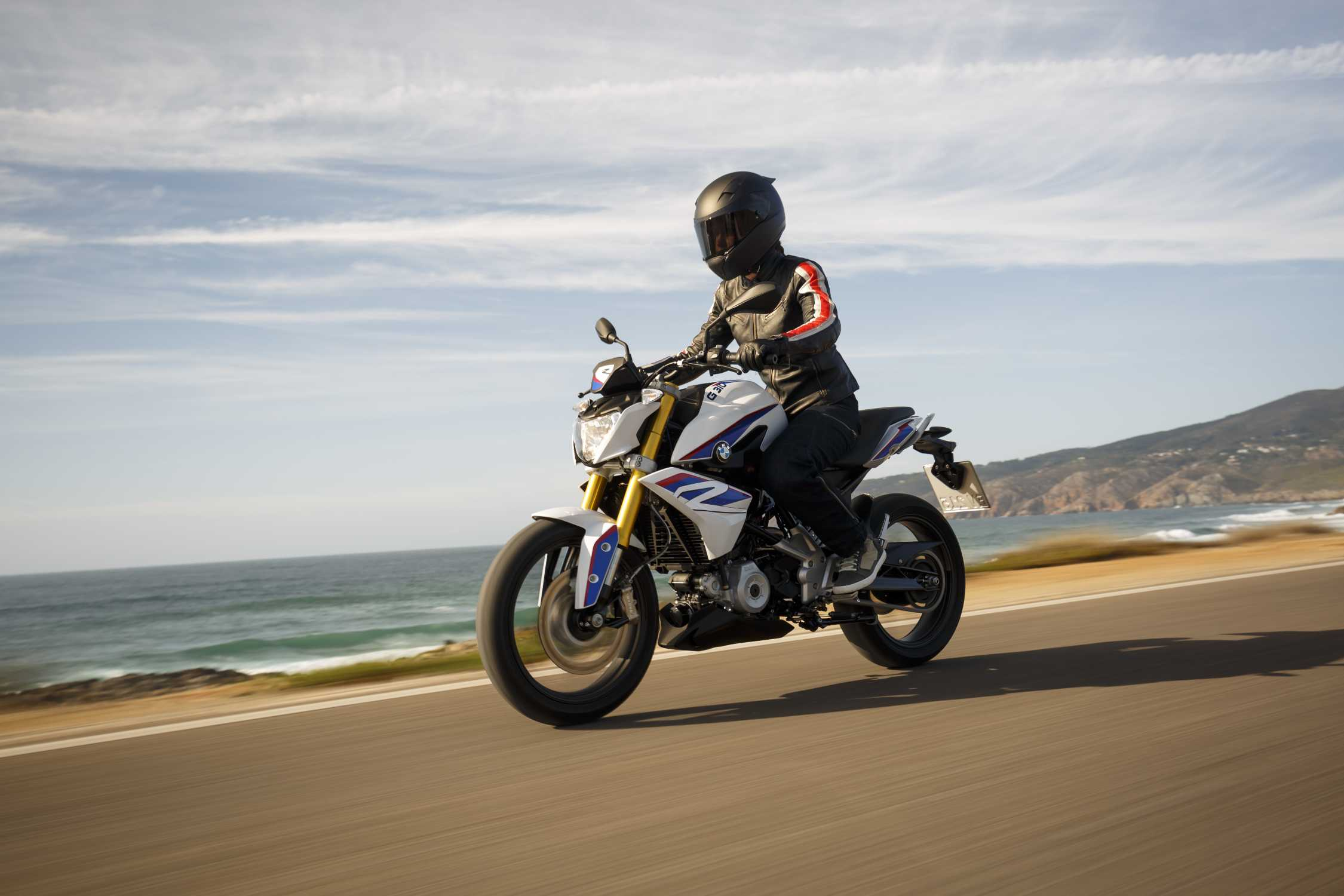 Take your BMW G 310 R to the next level